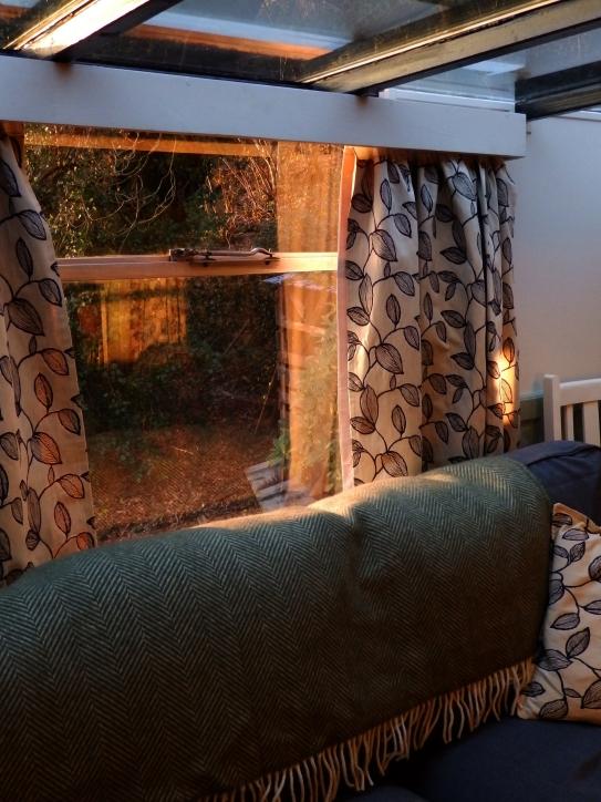 The lounge sofa