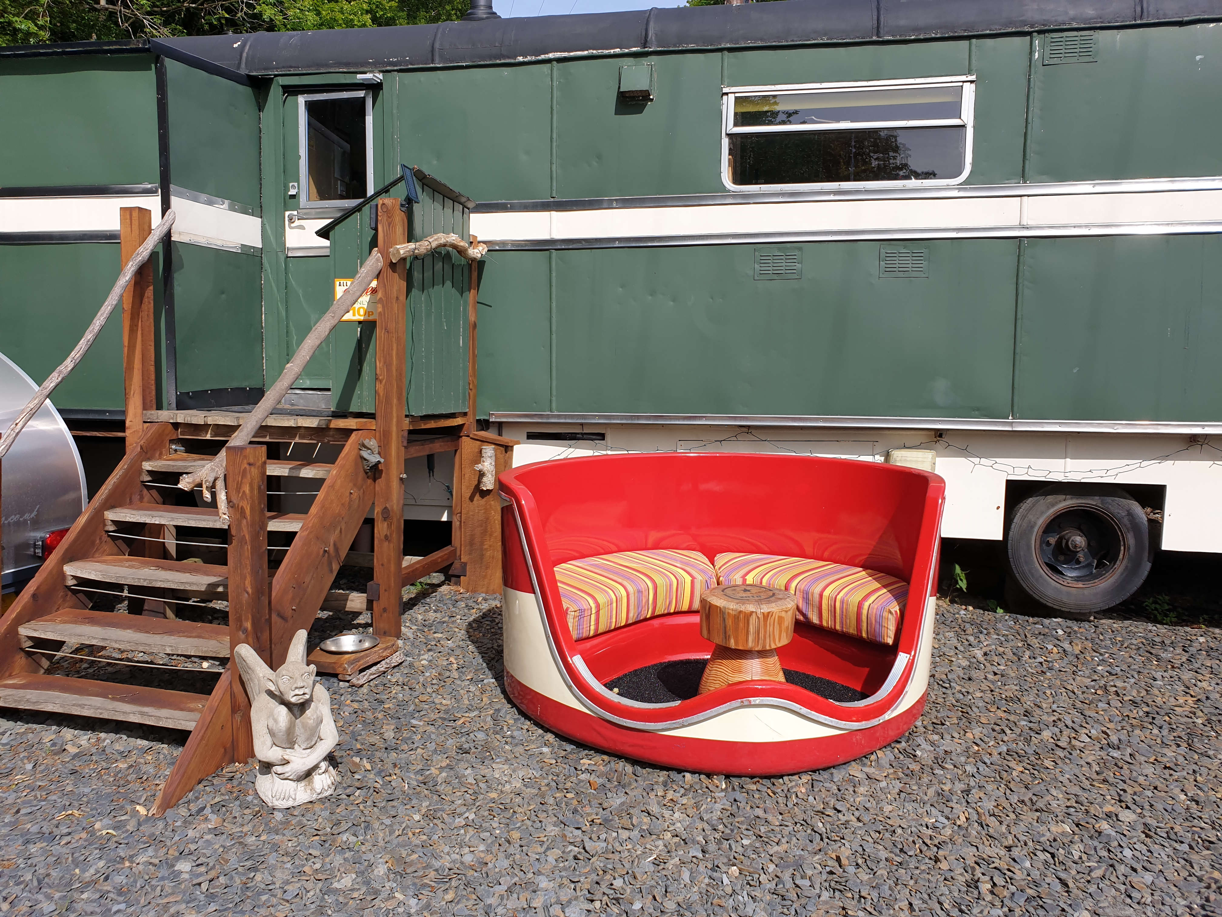 The Waltzer Chair